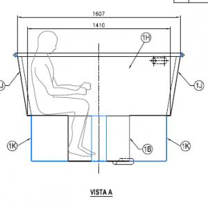 Especificaciones y dimensiones
